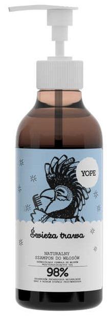 szampon Yope świeża trawa