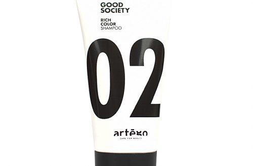 szampon do włosów farbowanych Artego