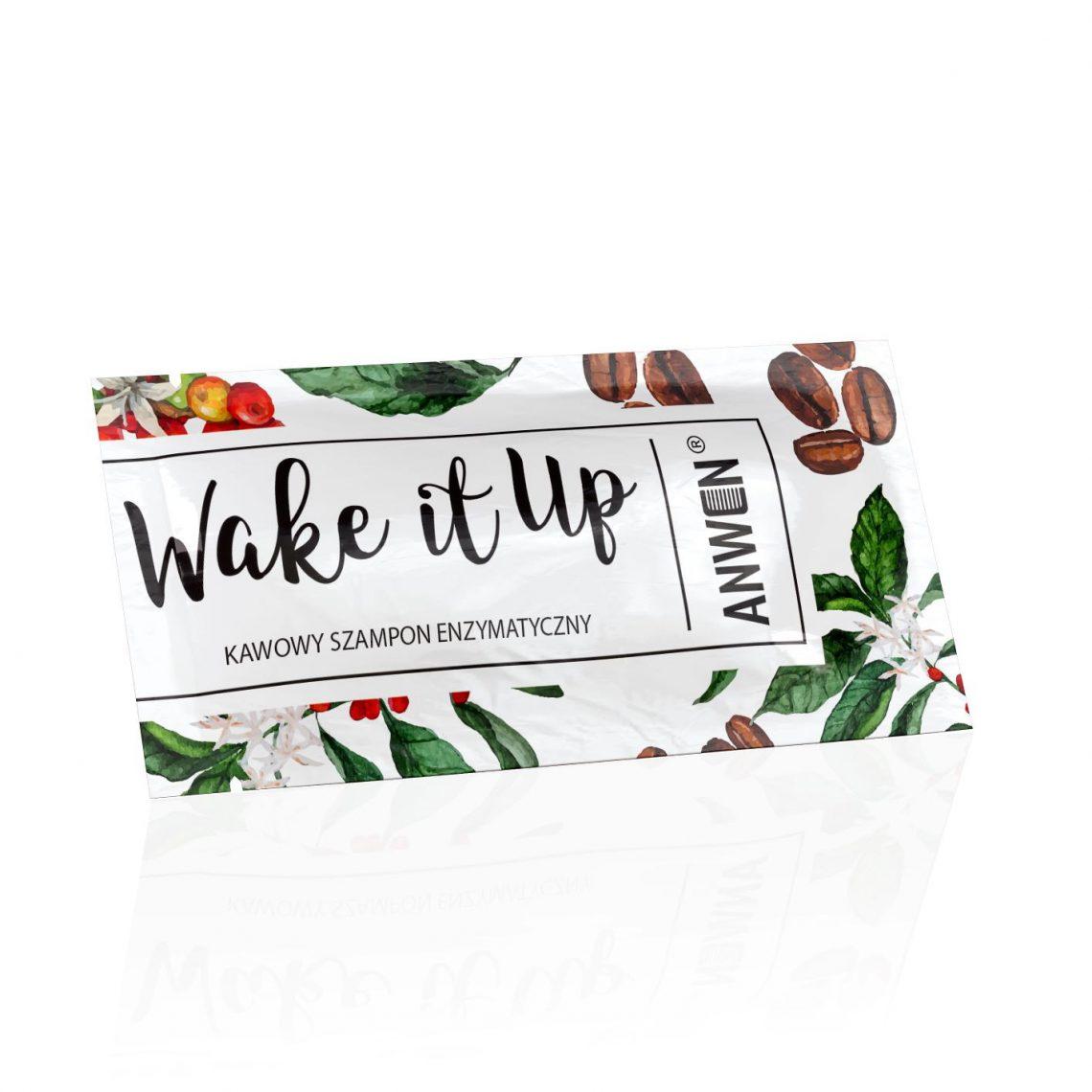 anwen szampon kawowy